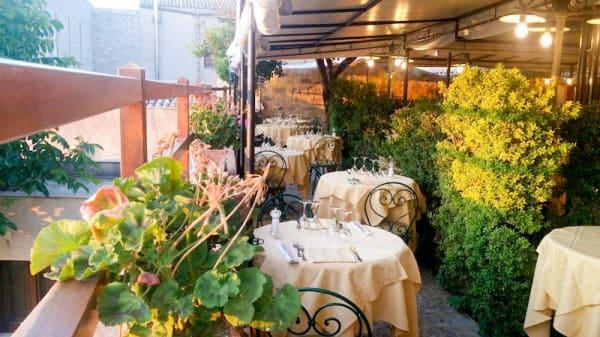Terrazza - Ristorante Monte San Giuliano, Erice