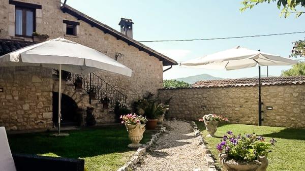 Esterni - Il Casale di Ginetto, Fogliano