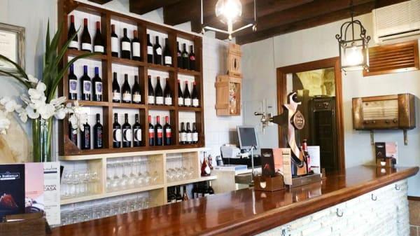 Barra - La Bodeguilla del Bar Jamón, El Puerto de Sta María