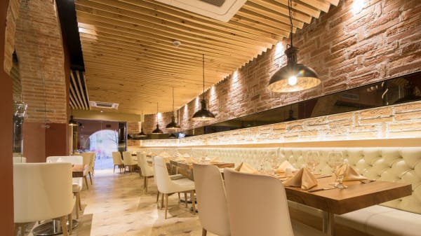 Gran Inka Gastrobar (Hotel Santa Catalina), Cartagena, Provincia de Cartagena