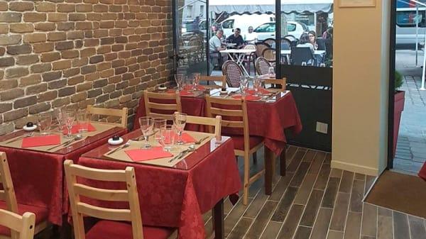 Salle du restaurant - Indian Cantine, Lyon