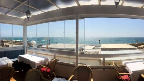 Vista terraza - Delfines, Castillo