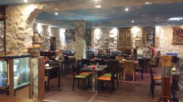 Restaurantzaal - KOSTAS DE GRIEK, Rotterdam