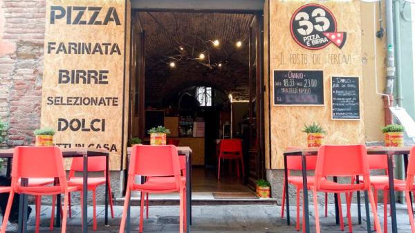 Facciata - 33 Pizza e Birra, Albenga