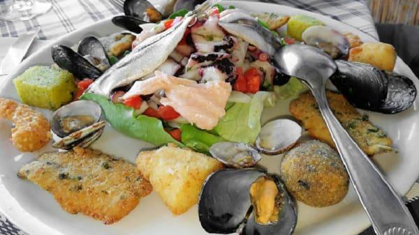 Suggerimento dello chef - Capuozzo - L'Angolo del Mare, Massa Lubrense