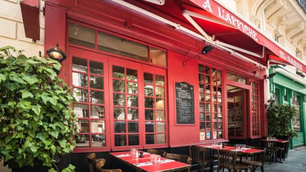 Terrasse - À l'Affiche, Paris