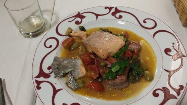 primi piatti di mare - Rerò, Rome