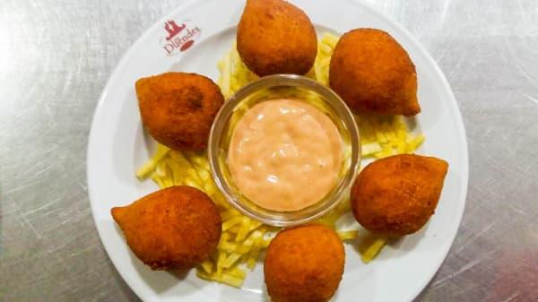 Sugerencia de plato - El Viajero de las Tapas, Sevilla