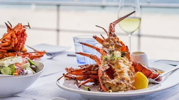 Le Sands Restaurant, Brighton-Le-Sands (NSW)