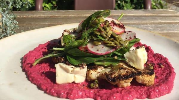Cauliflower Steak - Leaf and Vine, Ringwood (VIC)