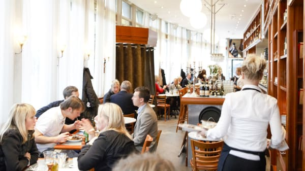 Dining room - Berns Bistro & Bar - STÄNGT, Stockholm