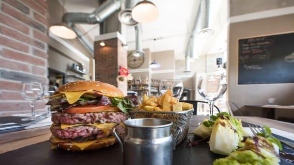 Les burgers - Le Factory, Cergy