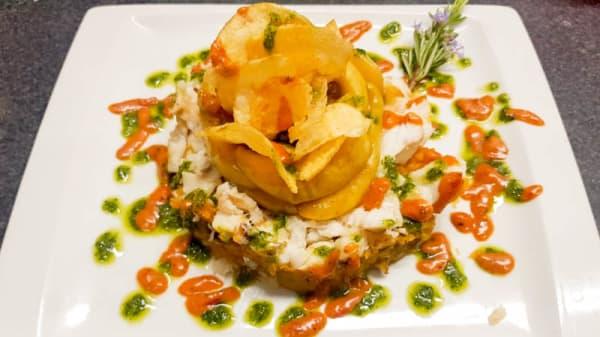 Sugerencia del chef - Restaurante La Ksona, Santa Cruz de Tenerife