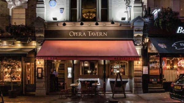 Opera Tavern, London