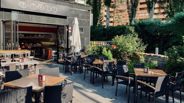 Terraza - D.spot, Madrid