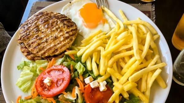 Sugestão do chef - Taberna Bocatin, Fátima