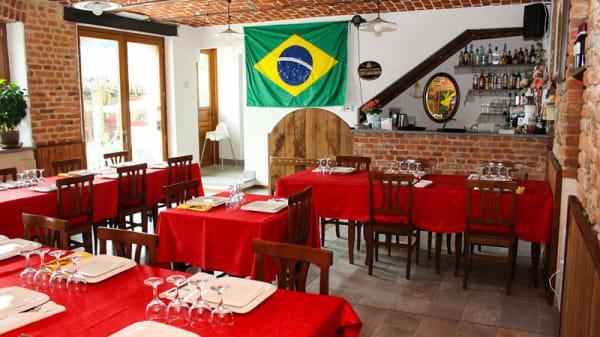 Vista sala - Sabor do Brasil, Albugnano