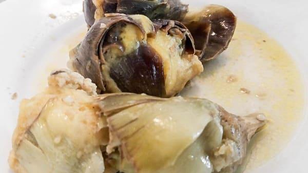 Suggerimento dello chef - Ristorante Miramonti, Mattina