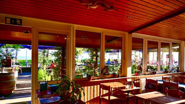 Salle du restaurant - La Cambuse - Bourg-en-Lavaux, Bourg-en-Lavaux