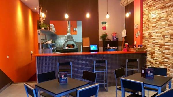 Vista de la sala - Pizzeria Spettacolo, Collado Villalba