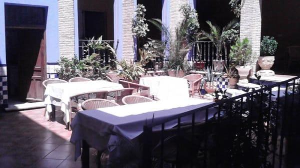 Vista terraza - Restaurante de Loreto, Jumilla