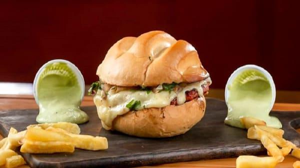 Sugestão do chef - Burguer Ville Bar, São Paulo