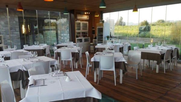 Vista sala - Agriturismo Ristorante La Rasenna, Ladispoli