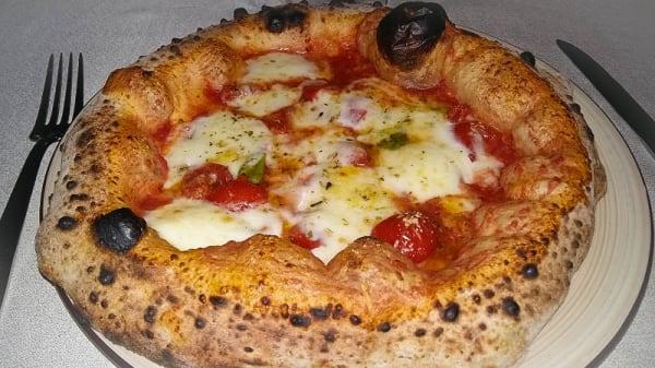Pizza Marghinara - 18 Archi, Pozzuoli