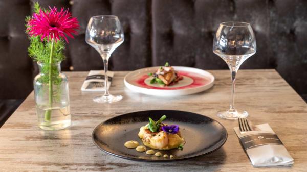 Gerecht - Restaurant en lounge Settlers, Bilthoven
