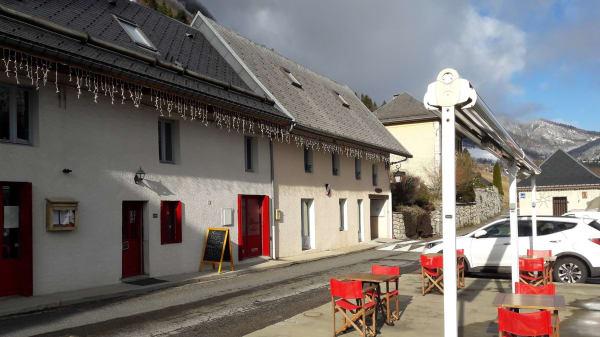 Auberge du Thimelet, Corbel