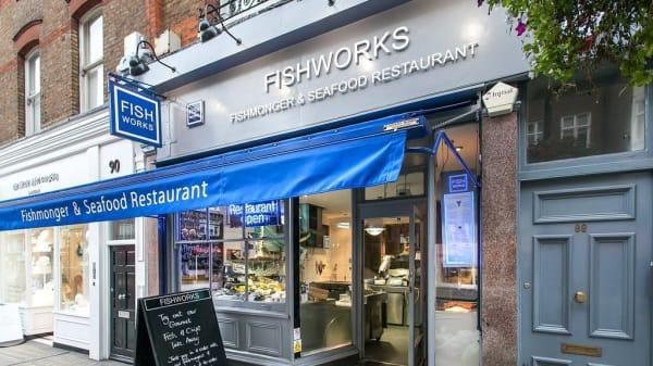 Photo 6 - Fishworks - Marylebone, London