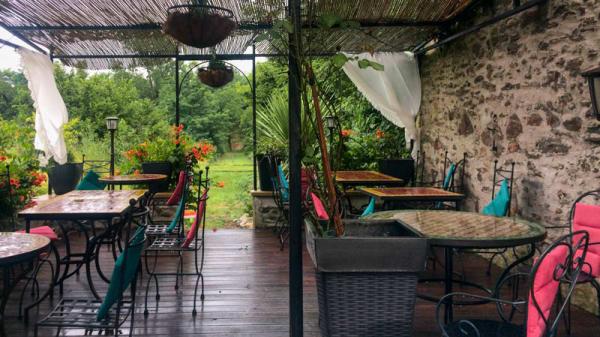Terrasse - La Gazelle, Mazamet
