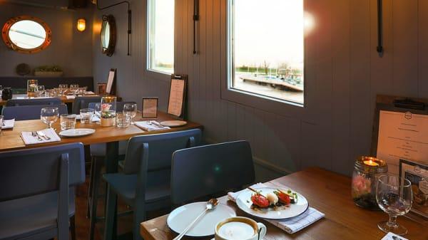 Bekijk het restaurant van binnen - ByWillem, Huissen