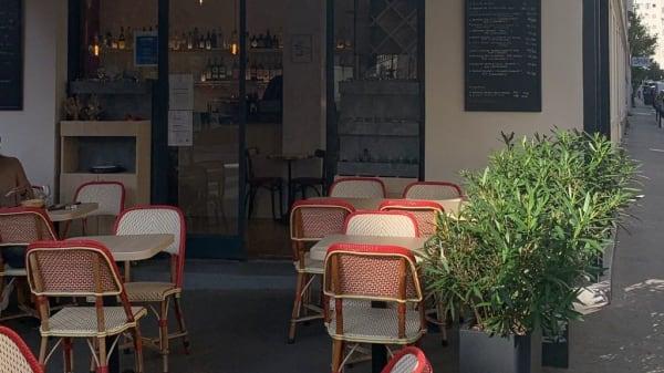 Les Assoifés, Paris