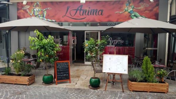 L'Anima della Cucina, Troyes