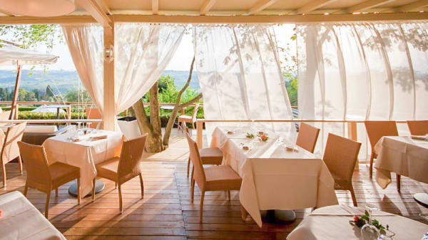 Sala del ristorante - Panorama & Gusto, San Casciano In Val Di Pesa