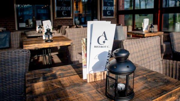 Het restaurant - Bistrot.C, Oisterwijk