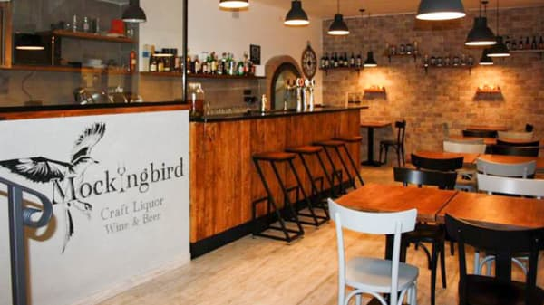 Locale - Mockingbird Pub/Bistrot, Frascati