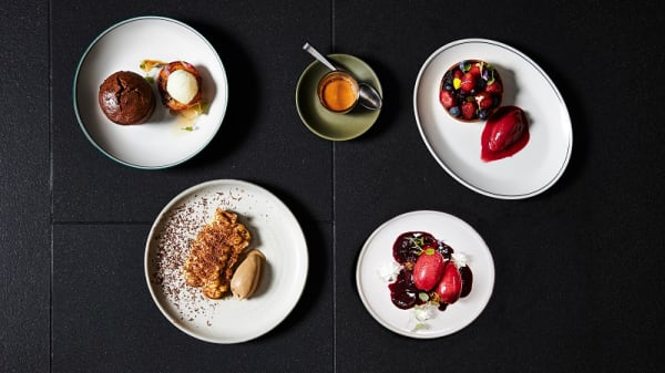 Chef's suggestion - Pretty Boy Italian Steakhouse, Melbourne (VIC)