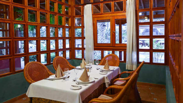 Vista de la sala - Restaurante Portofino, Puerto De La Cruz