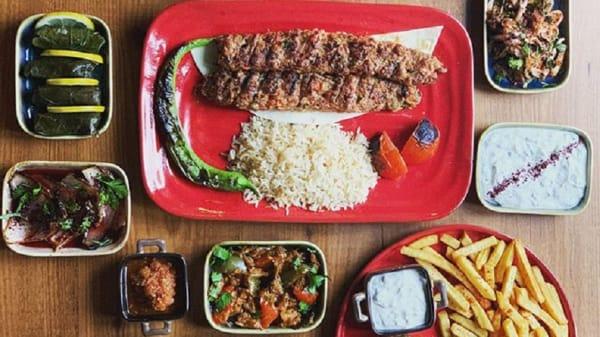Chef's suggestion - Cirrik Restaurant Hackney, London