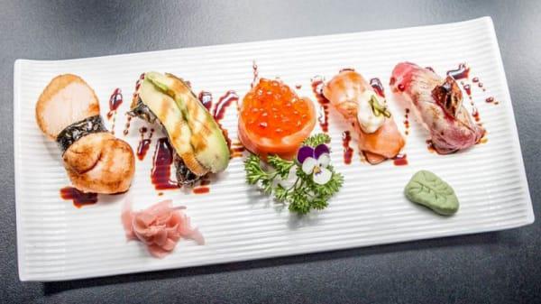 Sugerencia del chef - Matsuri Sushi Bar, Barcelona
