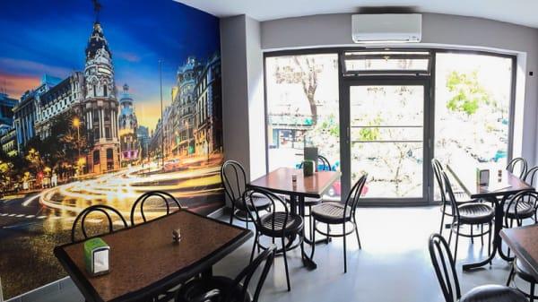 Sala - Burger Eduardo's, Madrid