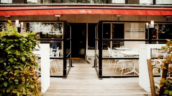 Entrée - Callens Cafe, Ixelles