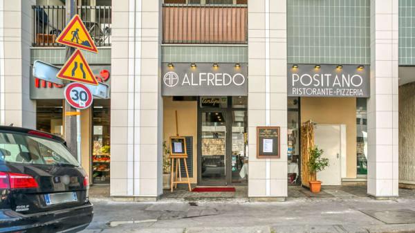 Entrée - Alfredo Positano, Paris