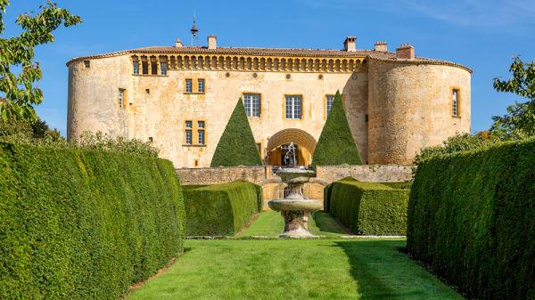 Le Château - Le 1217, Bagnols