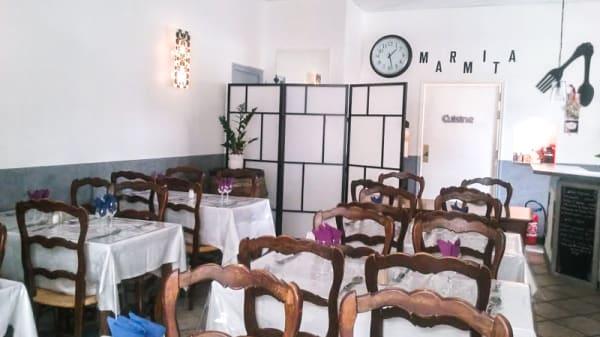 Salle du restaurant - Marmita, Marseille