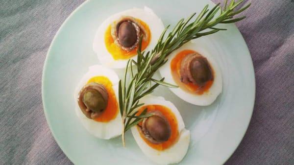 Suggerimento dello chef - Agriturismo Verde Gioia, Arenzano