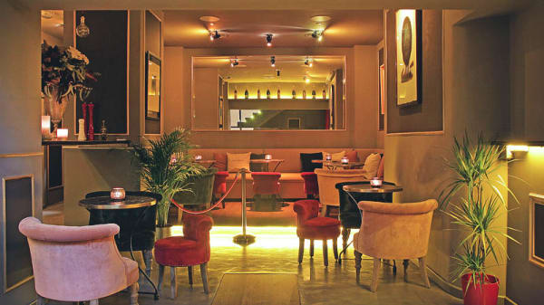 Vista sala - The Ä Bar, Barcelona