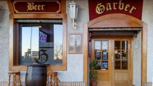 Vista sala - Cervecería Garber, Madrid